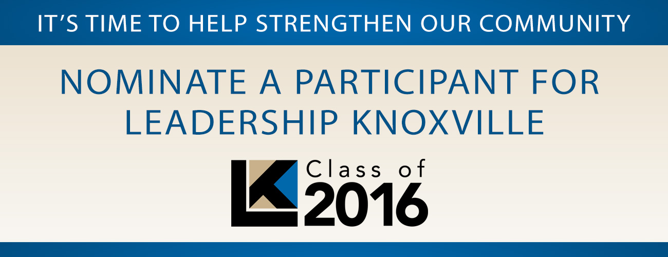 Nominate a LK Class of 2016 Participant