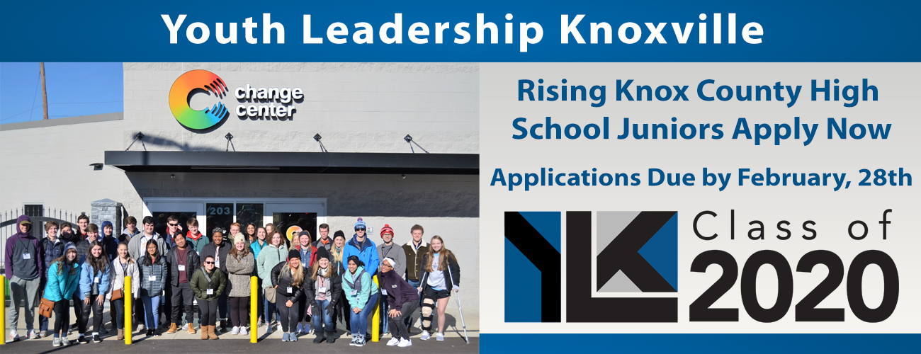 Youth Leadership Knoxville Apply Now